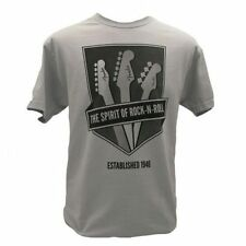 Fender Guitar Necks T Shirt X Large