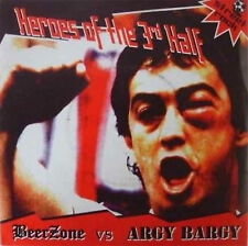 """ARGY BARGY / BEERZONE - HEROES OF THE 3rd HALF (7"""" EP) Skinhead Punk Hooligan Oi"""