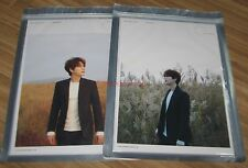 KYUHYUN SUPER JUNIOR Waiting, Still SMTOWN COEX Artium SUM GOODS A4 PHOTO A+B