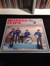 THE MONKEES MONKEE FLIPS NM Vinyl LP Record Album Rhino