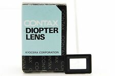 [Unused]Genuine Contax Diopter Lens FL+2 for RX/II Aria S2/b 167MT NX from JP309
