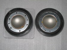 Peavey 22XTRD 22XTM 22A, 22T 2200    x  2  Replacement Tweeter Horn Diaphragms