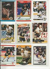 Lot of 1000 (One Thousand) Bob Sweeney Hockey Card Collection Mint