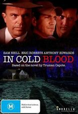 In Cold Blood (DVD, 2014) REGION FREE - BRAND NEW SEALED - FREE POST!
