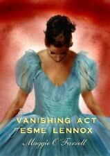 The Vanishing Act of Esme Lennox (Platinum Readers Circle (Center Poin-ExLibrary