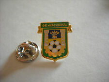 a1 POLTAVA KARLOVKA FC club spilla football calcio футбол pins ucraina ukraine