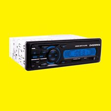 Autoradio 1din con schede SD slot/Porta USB/mp3/AUX in/LCD Display/4 x 50 W