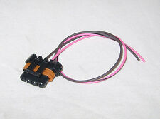 Alternator Connector Pigtail CS130D, AD230, AD237 and AD244 2 Wire Pink & Brown