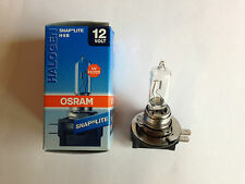 OSRAM H9B 12V 65W LAMPE LAMP 64243 PGJY19-5 MADE IN GERMANY SNAP IN LITE HALOGEN