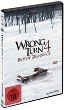 Wrong Turn 4 - Bloody Beginnings (2015) DVD #9280