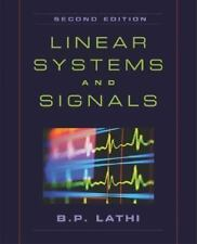 NEW Linear Systems and Signals (2nd Edition) (Global Edition)