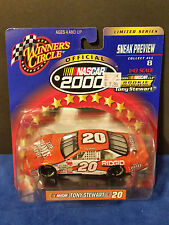 TONY STEWART #20 HOME DEPOT WINNERS CIRCLE 1/43 ROOKIE OF THE YEAR