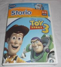 STORIO DISNEY PIXAR TOY STORY 3 VTECH INTERACTIVE E-READING SYSTEM BRAND NEW