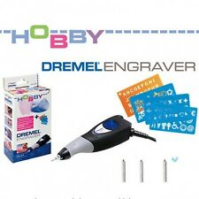 Dremel 290 Hobby Engraver Power Tool for Engraving Glass Metal Wood Plastic