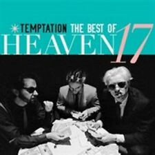 HEAVEN 17: TEMPTATION~THE VERY BEST OF....(2013 CD) *NEW/SEALED* 99p