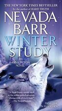 Winter Study by Nevada Barr *#14 Anna Pigeon* (2009, Trade-size PB)