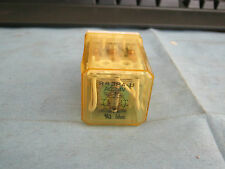 IDEC Model: RR3PA-U.  24V Relay.  New Old Stock.  No Box.