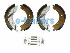 TRAILER BRAKE SHOES 203x40 KNOTT TYPE IFOR WILLIAMS BRIAN JAMES PEAK BRADLEY