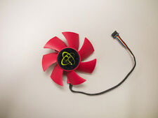 75mm ATI Sapphire XFX HD5850 HD5870 Video Card Fan NTK FD8025U12S Ship from USA