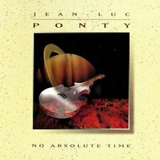 No Absolute Time - Ponty, Jean-Luc - CD New Sealed