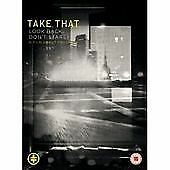 Take That - Look Back Don't Stare - A Film About Progress -DVD