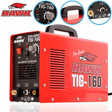 HAWK TOOLS PROFESSIONAL 230V DC INVERTER 160 AMP TIG WELDER WELD WELDING MACHINE