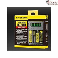 NiteCore i4 Intellicharge Universal Battery Charger CR123A (With New Features)