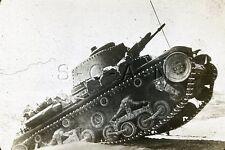 WWII US Recognition 35mm Slide Negative Panzer Tank Panzerkampfwagen 35(t) Czech