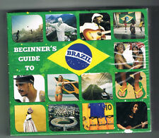 BEGINNER'S GUIDE TO BRAZIL - 3 CD SET - 53 TRACKS - 2012 - NEUF NEW NEU