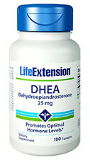 DHEA (25 mg) - Life Extension - 100 Capsules