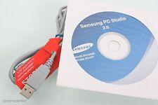 original Samsung PCB113BSE USB Datenkabel D500 - D900 - U600 u.a.