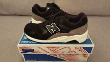 New Balance MT580MBK - Black / Grey / White - UK 10 - KITH Fieg