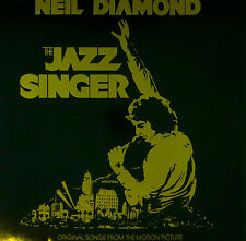 "Neil Diamond - The Jazz Singer - 12"" LP - C244 - washed & cleaned"