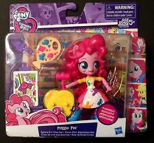 My Little Pony Equestria Girls Pinkie Pie Splashy Art Class Set New