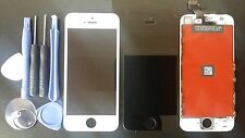 Apple Iphone 5s Blanco Repuesto Pantalla Táctil Lcd Y Digitalizador Pantalla Asamblea