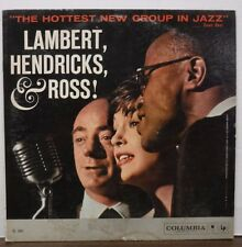 Lambert, Hendricks and Ross the hottest new group in Jazz CL-1403  111916LLE