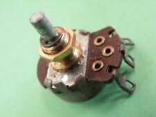 16mm Mini Potentiometer 10K Log 3mm spindle Vintage Volume Control EX02