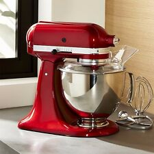 KitchenAid New Artisan Series 5-Qt Stand MixerKSM150PSCBwith Pouring Shield