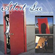 Hiding by Albert Lee (Guitar) (CD, May-2004, Raven)