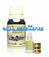 Tom Oudh by Surrati 3ml Itr Attar Oil Based Perfume Oud