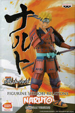 NARUTO SHIPPUDEN SHINOBI RELATIONS SAMURAI VERSION 17CM FIGURINE BANPRESTO NEW