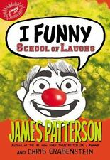 I Funny: School of Laughs, Patterson, James, New Book