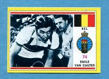 SPRINT '73 - PANINI - Figurina-Sticker n. 74 - VAN CAUTER - BEL -Rec
