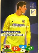 Adrenalyn XL Champions League 13/14 - Thibaut Courtois-Club Atletico de Madrid