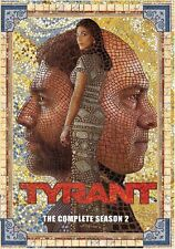 TYRANT : COMPLETE SEASON 2 -  DVD - UK Compatible - New & sealed