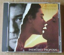 JOHN BARRY Indecent proposal CD OST DEMI MOORE