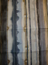 230cm HARLEQUIN Demeter Stripe cotton curtain fabric DIGITALLY PRINTED IN THE UK