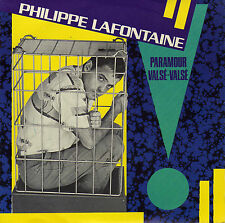 PHILIPPE LAFONTAINE PARAMOUR / VALSE-VALSE FRENCH 45 SINGLE