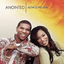 Anointed - Now Is The Time - New Factory Sealed CD