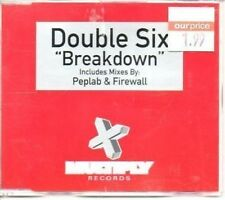 (AK95) Double Six, Breakdown - 1999 CD